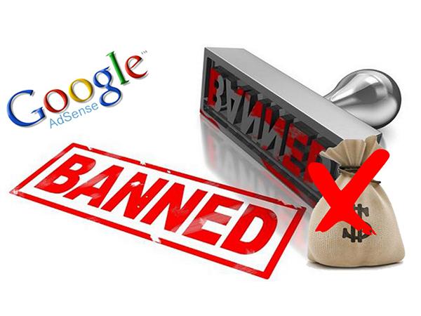 什么情况下你的 Google Adsense 账号将会被直接封号取消?