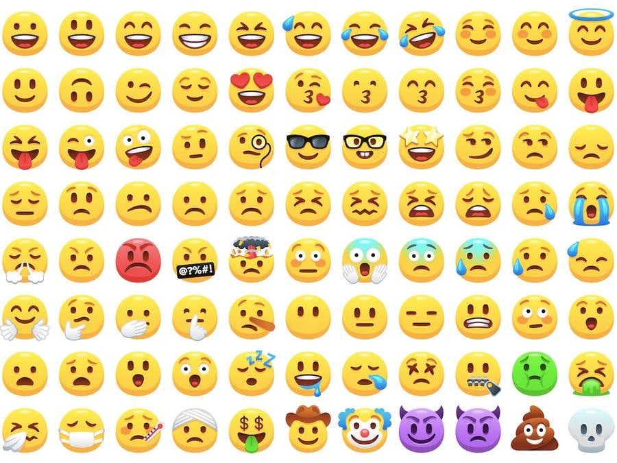 整理收集了各种特殊符号以及Emoji图标大全