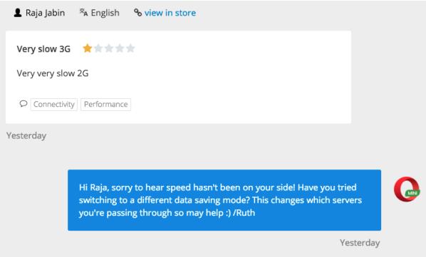Google Play评论优化