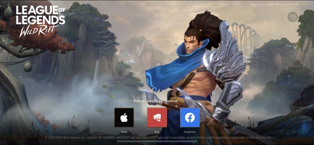 英雄联盟LOL手游版本WildRift已于苹果APPStore商店上架公测(公测地区苹果共享ID分享)