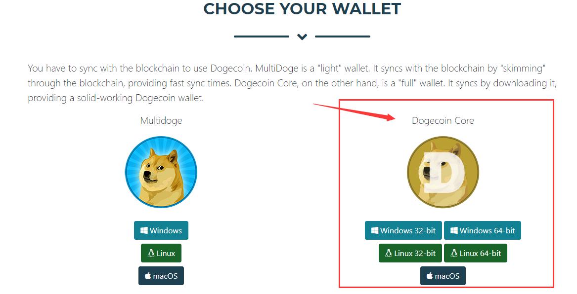 如何购买狗狗币Dogecoin详细操作流程以及挖矿图文教程【2021最新教程】  第13张